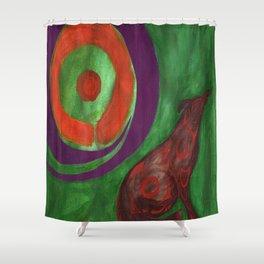 Loba Shower Curtain