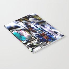 Bowery Graffiti Notebook