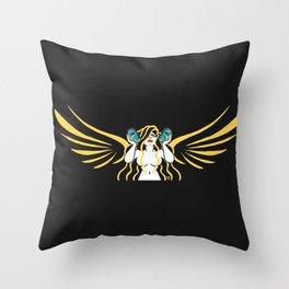 Kintsugi Throw Pillow
