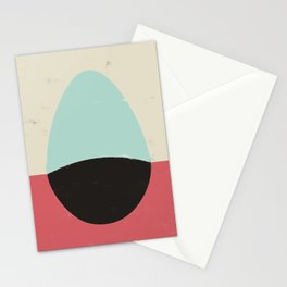 HERE IV (EGG) Stationery Cards