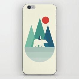 Bear You iPhone Skin