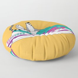Sea-Dudes Floor Pillow