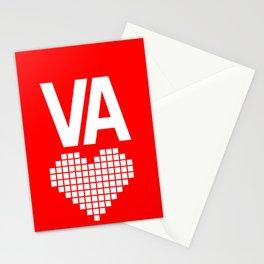 Virginia Love Stationery Cards