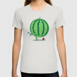 The Making of Strawberry T-shirt