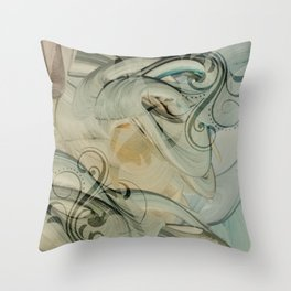 Lahmu Throw Pillow