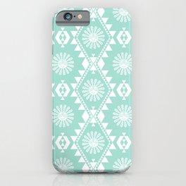 Southwest - Sweet Mint iPhone Case