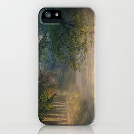 Smoke on the water... iPhone Case