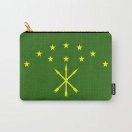 adygea flag Carry-All Pouch