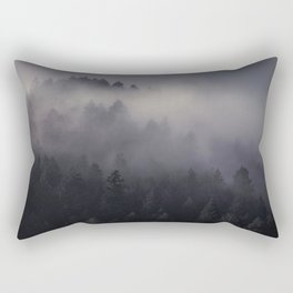 Eagle Mist Rectangular Pillow