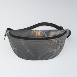 On the Grid Fanny Pack