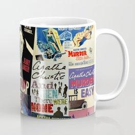 Agatha Christie Coffee Mug