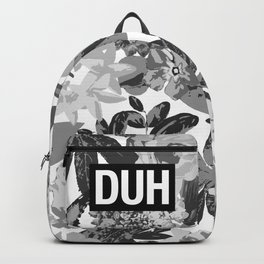 DUH B&W Backpack
