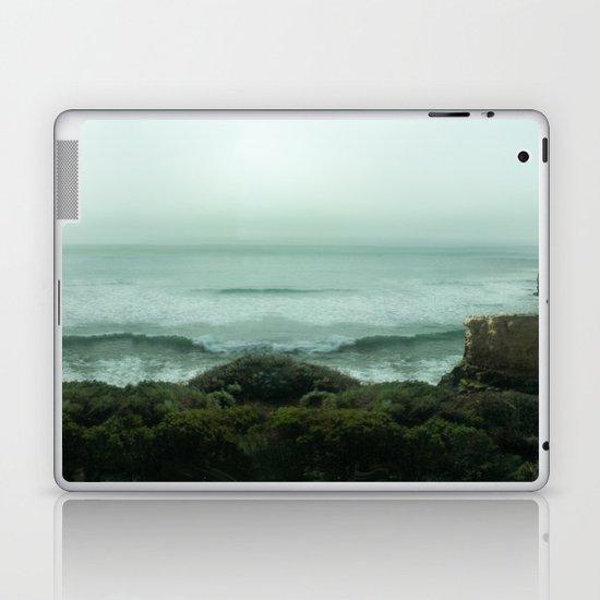 The Green Sea Laptop & iPad Skin
