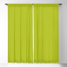 Light Green | Acid Green | Solid Colour Blackout Curtain