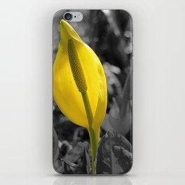 Yellow Flower iPhone Skin