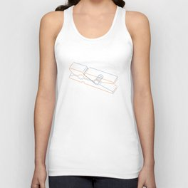 just clothespin  Unisex Tank Top