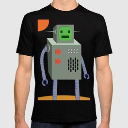 Awesome Robot! T-shirt