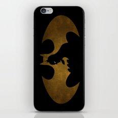 The dark man iPhone & iPod Skin