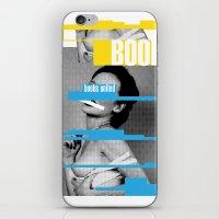 boobs iPhone & iPod Skins featuring boobs by Mehmet Gemalmaz