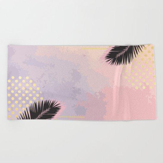 Tropicana Beach Towel