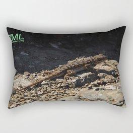 The Locals VI Rectangular Pillow