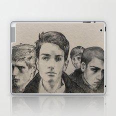 The Raven Boys Laptop & iPad Skin