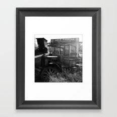 Prospector's Palace Framed Art Print