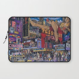 Street Light People Laptop Sleeve