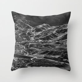DECEIVED LOOKS Throw Pillow