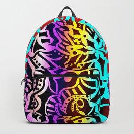 Manifest Print Backpack