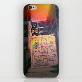 Like a Stone iPhone Skin