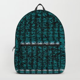 Forest in Teal II Backpack