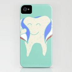 Minty Fresh iPhone (4, 4s) Slim Case