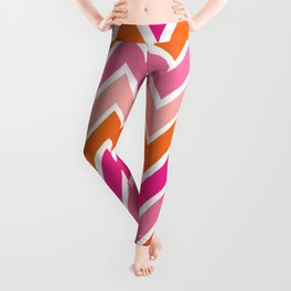 Retro Rainbow Leggings