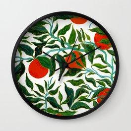 Spring series no.3 Wall Clock