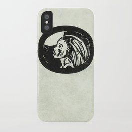 cry to the moon iPhone Case