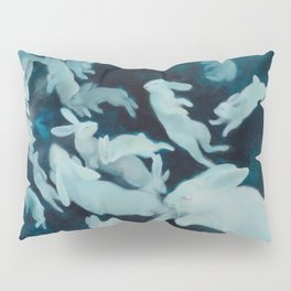 MoonTrail Ghosts Pillow Sham