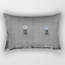L.O.V.E. Rectangular Pillow