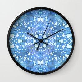 Salty Sea Wall Clock