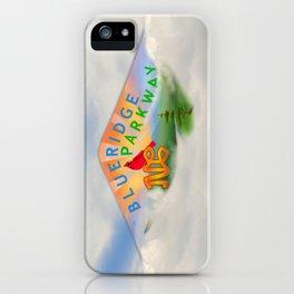 Blue Ridge Parkway - NC iPhone Case