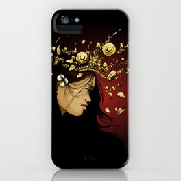free spirit apsara iPhone Case