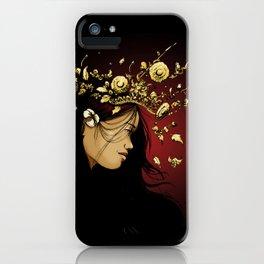 free spirit apsara iPhone Case