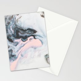 Modern marble 01-1 Stationery Cards