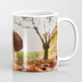 As low as the leaves, as tall as the trees Coffee Mug