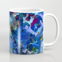Blue Violet Woods Coffee Mug