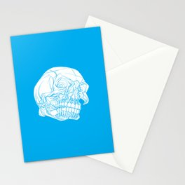 Skull Deconstructed Stationery Cards