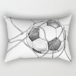Goal! Rectangular Pillow