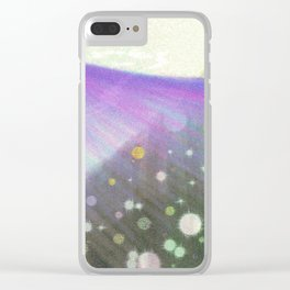 Change a word or two, even a single letter, and you change the entire story. Clear iPhone Case