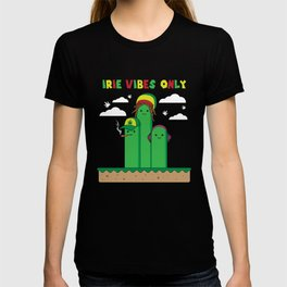 Irie Vibes Only T-shirt