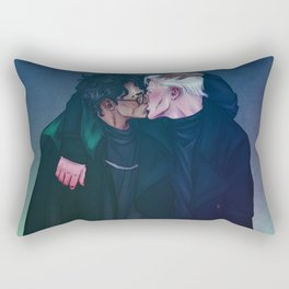 Dark Drarry Kiss Rectangular Pillow